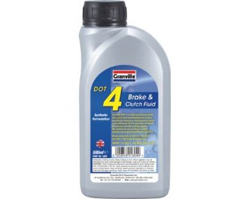 ADV908 LR052652 500ml Granville Brake Fluid Dot 4
